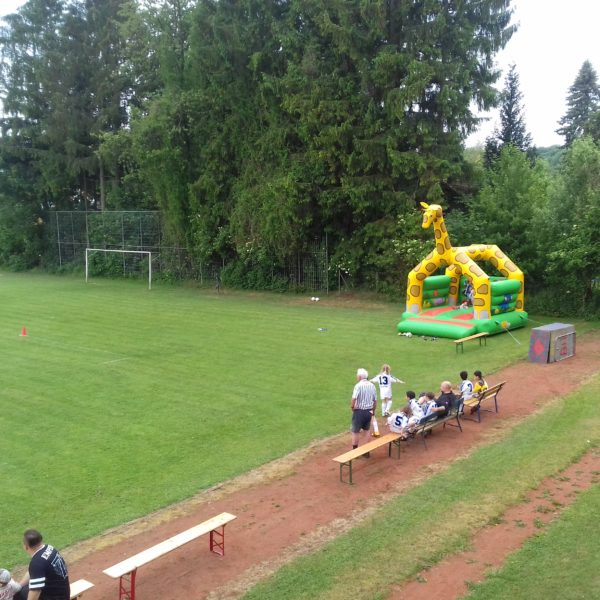 Sportfest 2017 – Hüpfburg