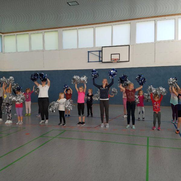 Training Cheerleading 8