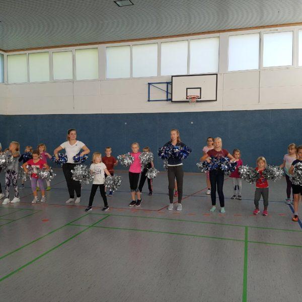 Training Cheerleading 9