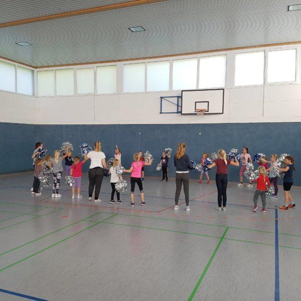 Training Cheerleading 10