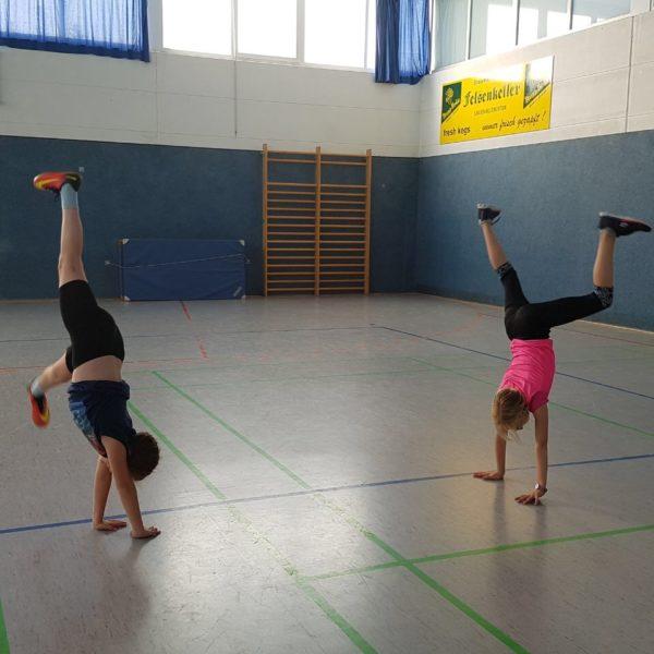 Training Cheerleading 3