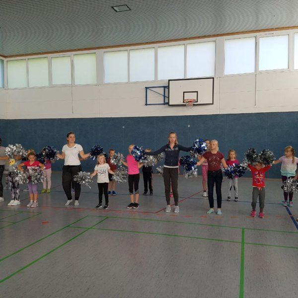 Training Cheerleading 6