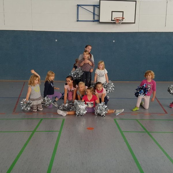 Training Cheerleading 5